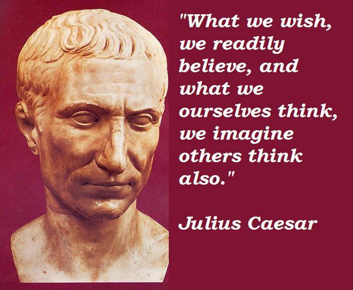 Was Julius Caesar an effective leader?