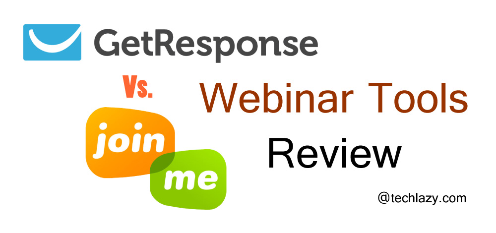 Join Me vs Get Response Webinar Tools Review
