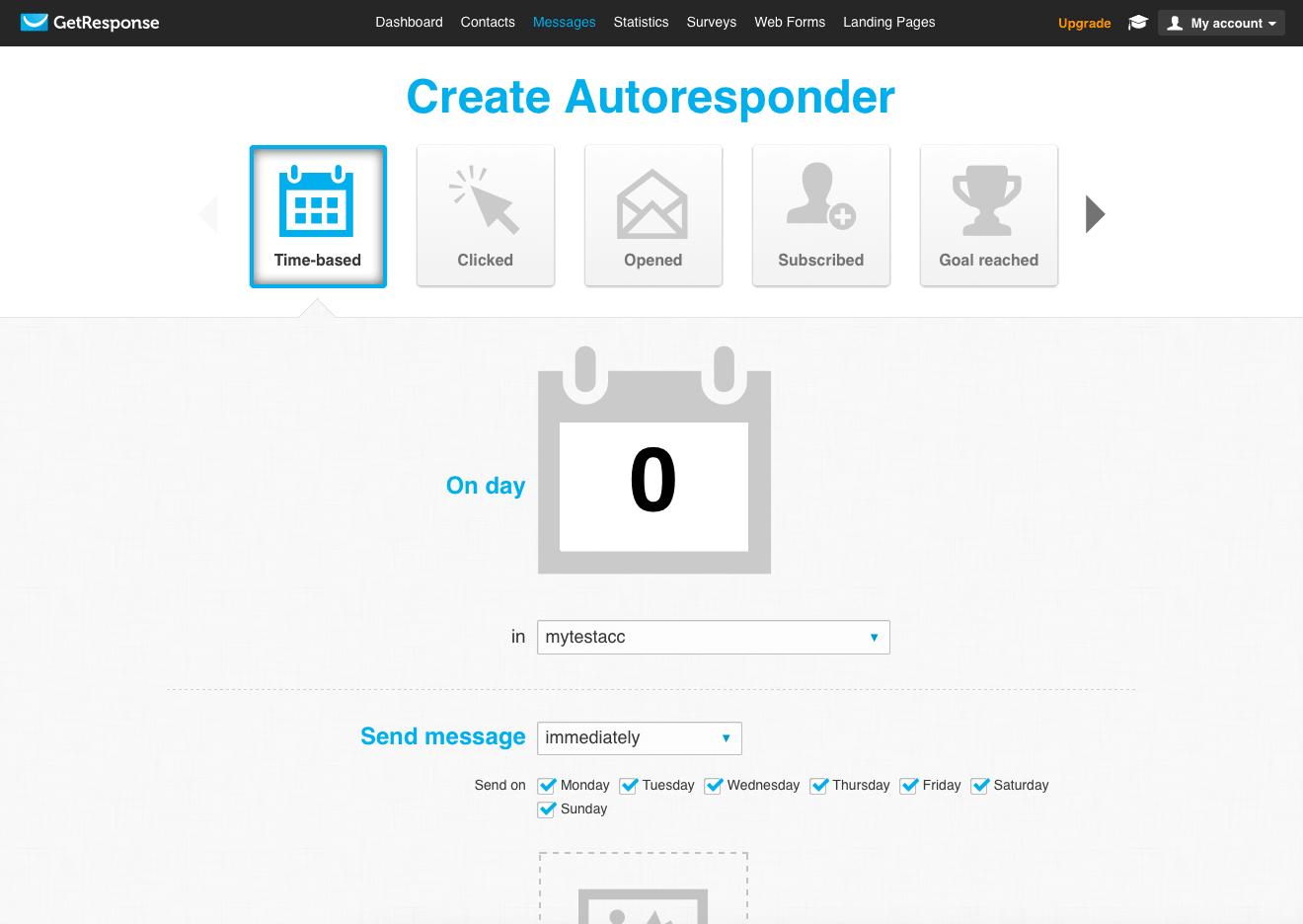 GetResponse-Autoresponsers