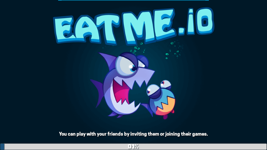 Eatme review have fun with multiplayer fish game for Fish io games