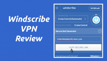 Windiscribe VPN review