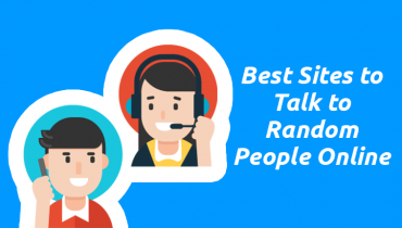 Talk to Random People Online