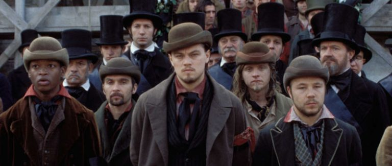 movie critique gangs of new york