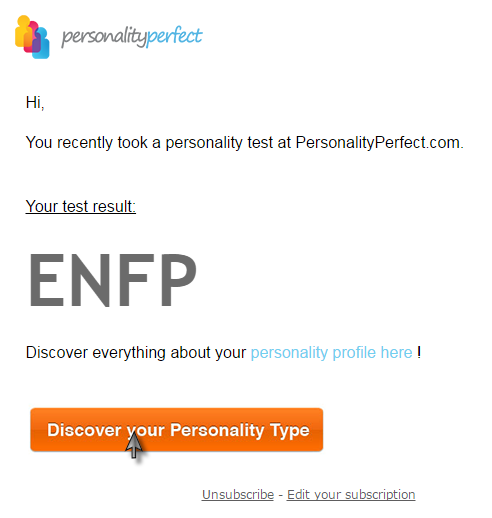 PersonalityPerfect