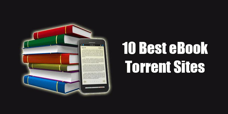 books torrent sites reddit