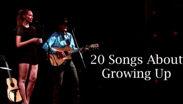 Songs About Growing Up