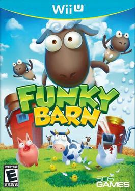 Funky-Barn