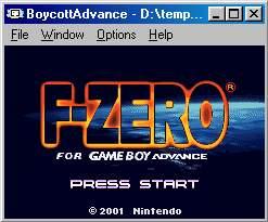 Boycott-Advance