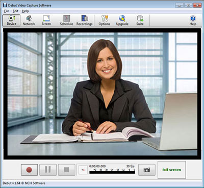 Debut-Video-Capture-Software