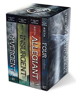 Divergent-Series-Four-Book-Paperback-Box-Set
