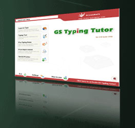 GS-Typing-Tutor-Software