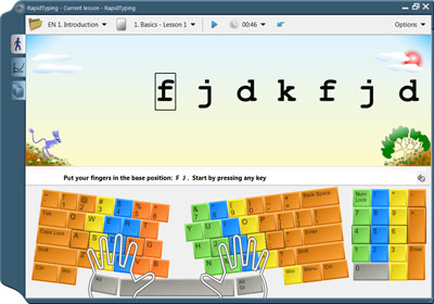 Rapid-Typing-Software
