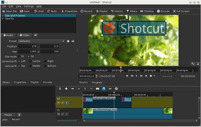 Shotcut-Edtor
