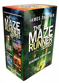 The-Maze-Runner-Series