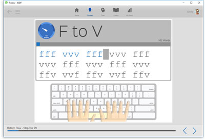 Typesy-Typing-Software