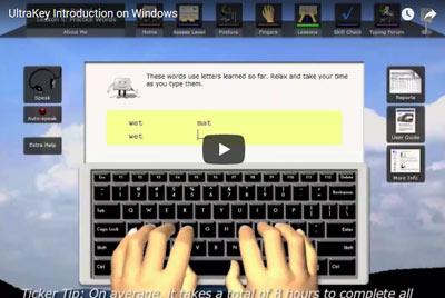 UltraKey-Typing-Software
