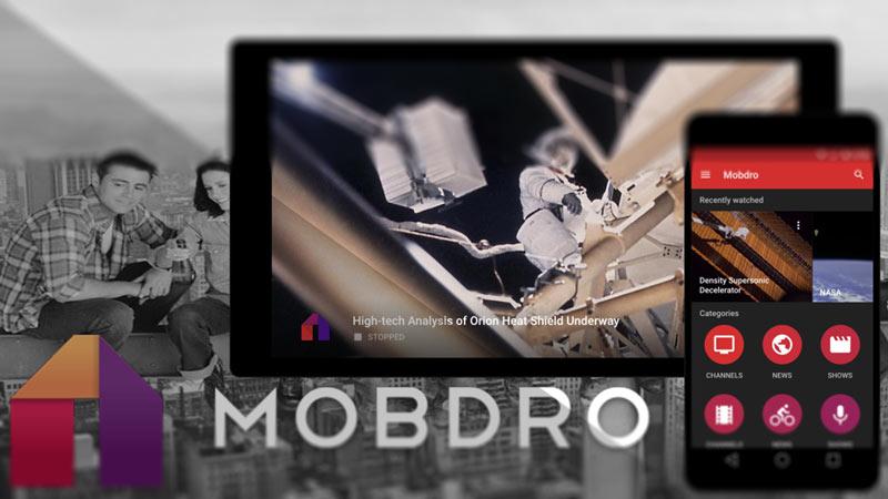 Apps like Mobdro