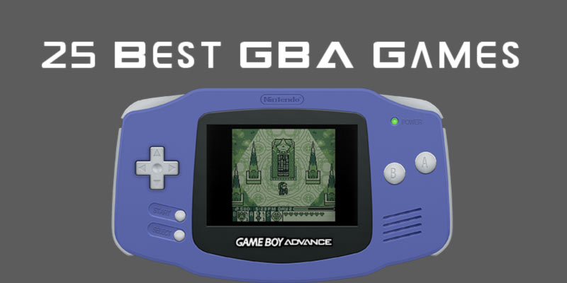 Best GBA Games All Time