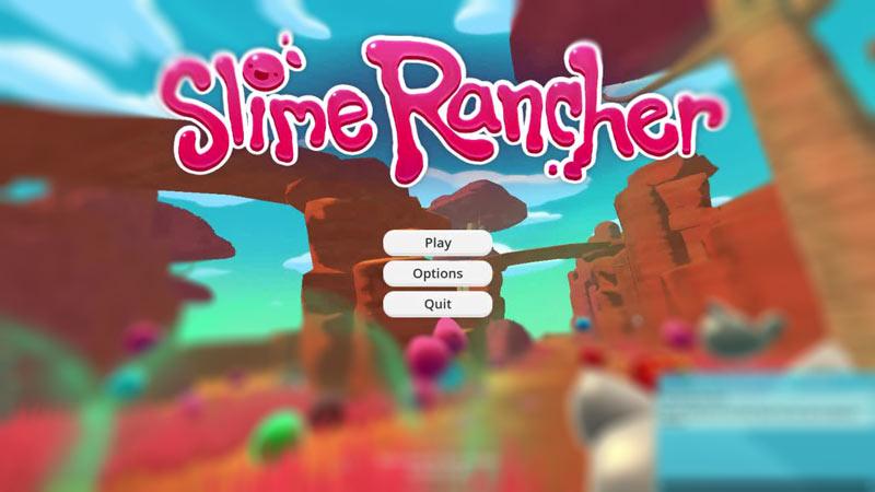 Games like Slime Rancher