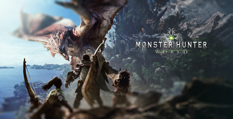 games like Monster Hunter
