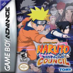 Naruto Ninja Council 2