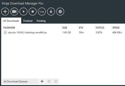 Ninja Internet Download Manager