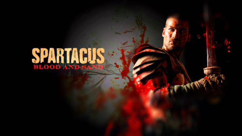 Shows like Spartacus