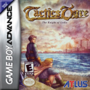 Tactics Ogre The Knight of the Lodis