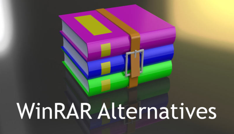 Best WinRAR Alternative