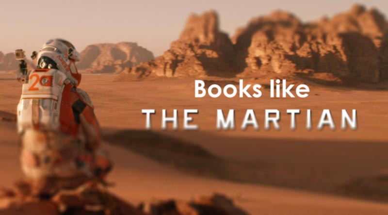 books like the martian