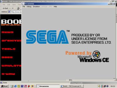 DreamEMU Dreamcast Emulator