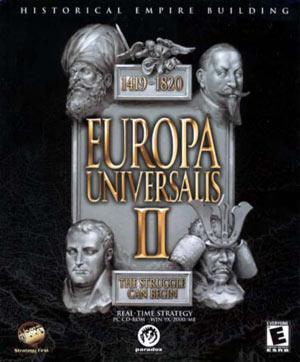 Europa Universalis II: For the Glory