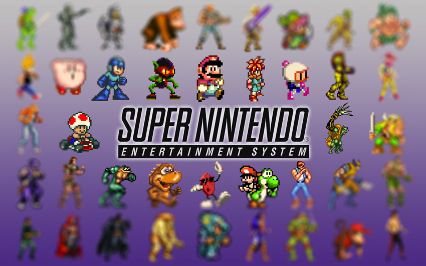 Best Super Nintendo Games
