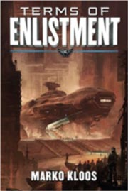 Terms of Enlistment (Frontlines) by Marko Kloos