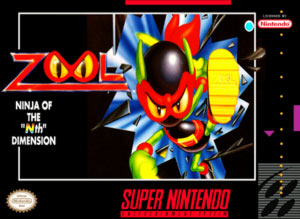 Zool: Ninja of the Nth Dimension