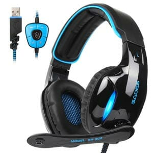 Sades SA902 Gaming Headset