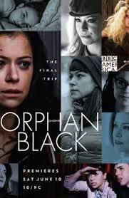 Orphan Black (2013 – 2017)